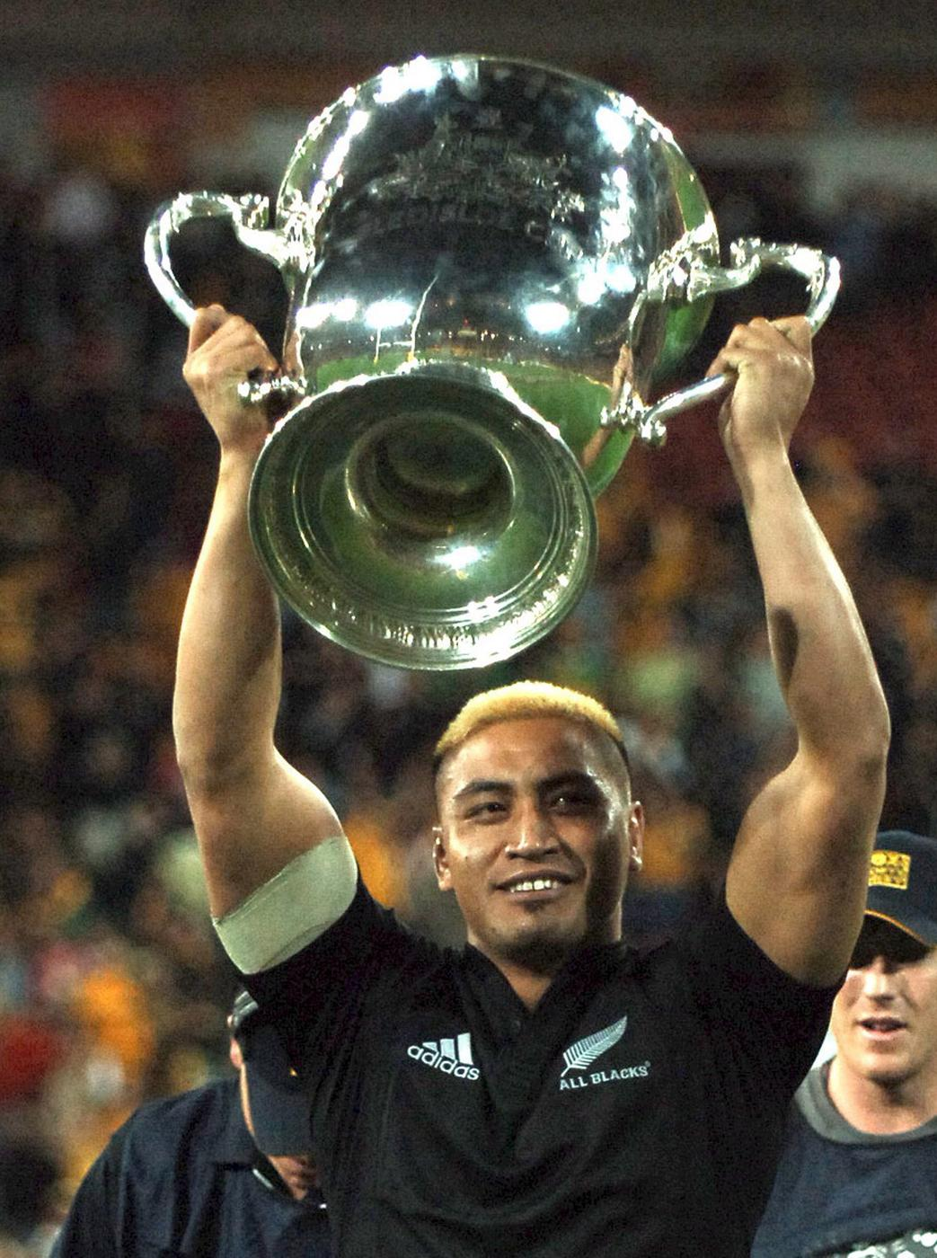 Jerry Collins dead: Rugby stars pay tribute to former All Black killed in car crash