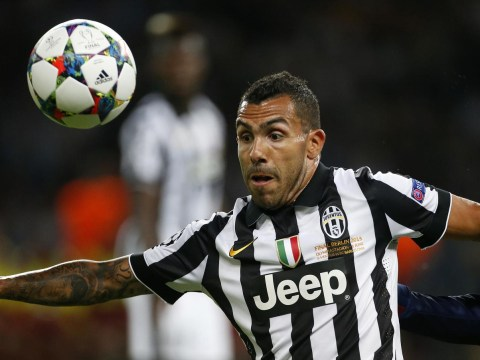 Carlos Tevez 'could opt for £10m Liverpool transfer this Wednesday'