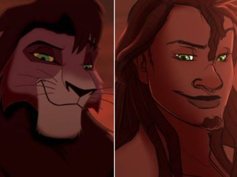 Artist imagines what Disney animals would look like as humans