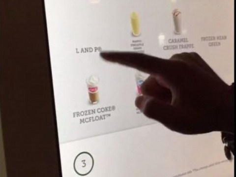 Aussies work out how to get half-price McDonald's using self-service machines