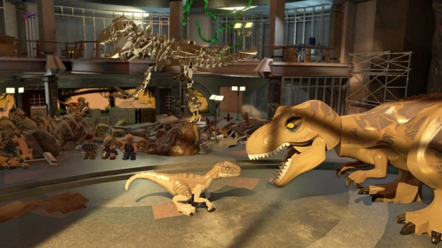 Lego Jurassic World (PS4) - a game 6.5 months in the making