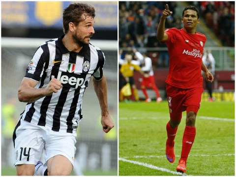 Fernando Llorente and Carlos Bacca 'emerge as summer transfer targets for Liverpool'