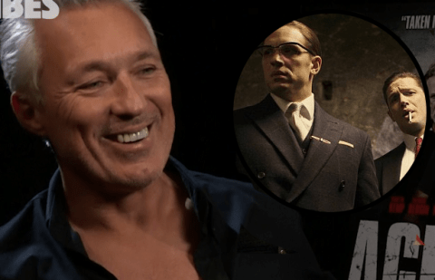 Martin Kemp doesn't think much of Tom Hardy playing both The Krays