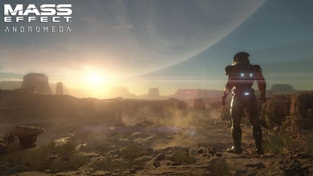 Games Inbox: Mass Effect: Andromeda hopes, Shenmue debate