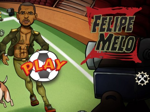 Felipe Melo creates own app where you help him fight off zombie apocalypse