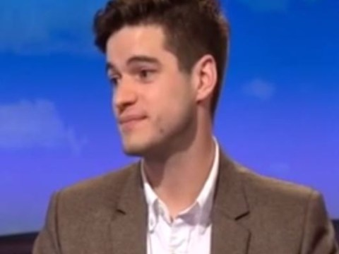 This man loves Ed Miliband so much that he swore on national television