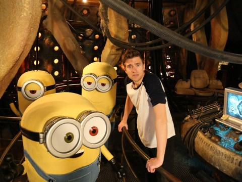 Minions take over the TARDIS… Guess Who won't be pleased?