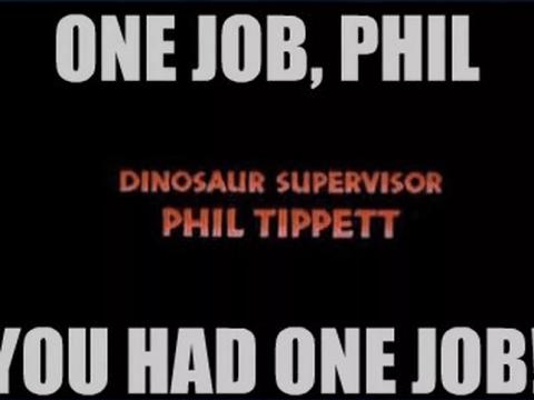 Dinosaur supervisor demoted after letting everyone get killed in Jurassic Park