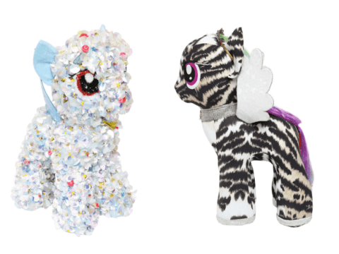 Fashion designers create the world's most stylish My Little Ponies