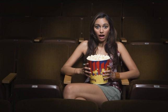 Dating popcorn Trick
