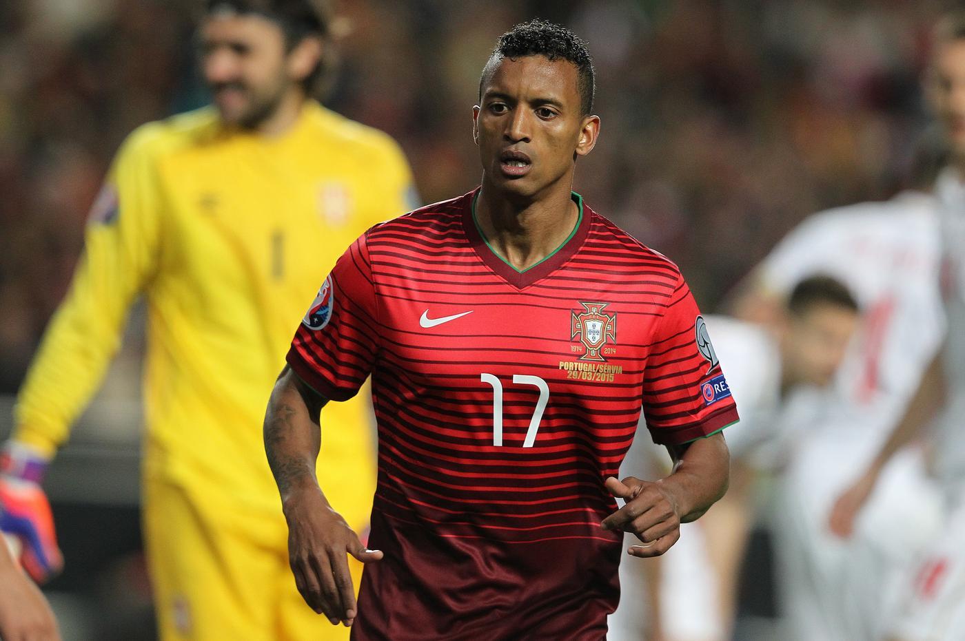 Roma make £9million transfer bid for Manchester United reject Luis Nani