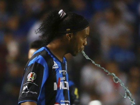 Ronaldinho keen on joining Steven Gerrard at LA Galaxy
