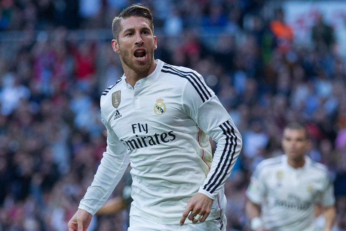 Sergio Ramos could be leaving Real Madrid this summer (Picture:Getty)