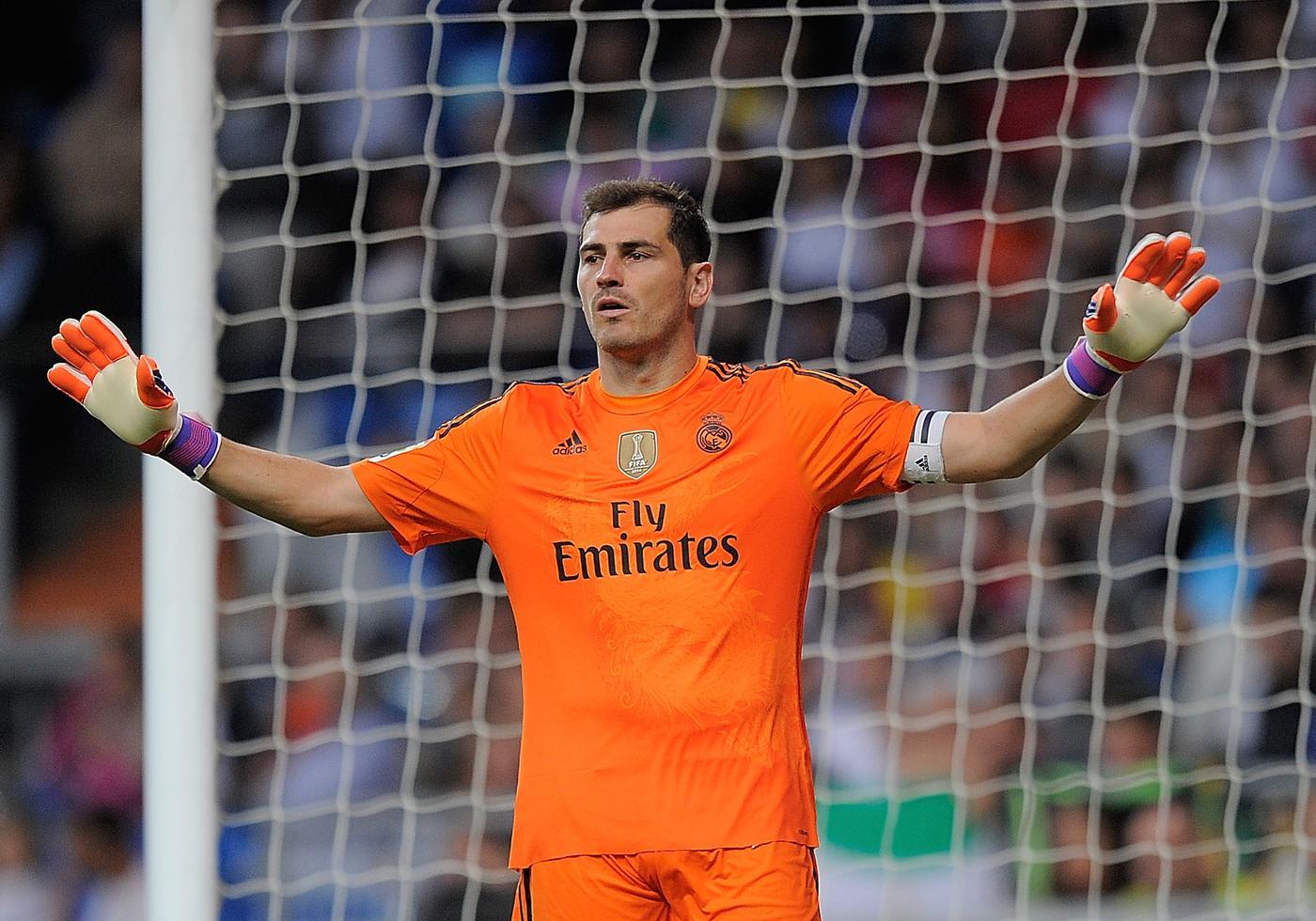 Liverpool 'eye transfer of Real Madrid stopper Iker Casillas'