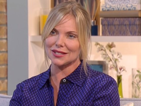 EastEnders star Samantha Womack says her husband has 'banned' her from having more kids