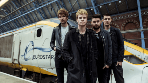 Kodaline Interview: 'We owe Courteney Cox a favour'