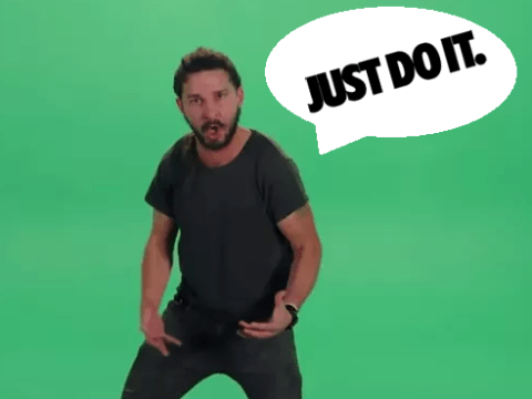 Here are the best memes from THAT Shia LaBeouf 'motivational speech' video