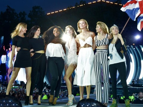 Guess which tennis ace Taylor Swift has added to her girl crew…