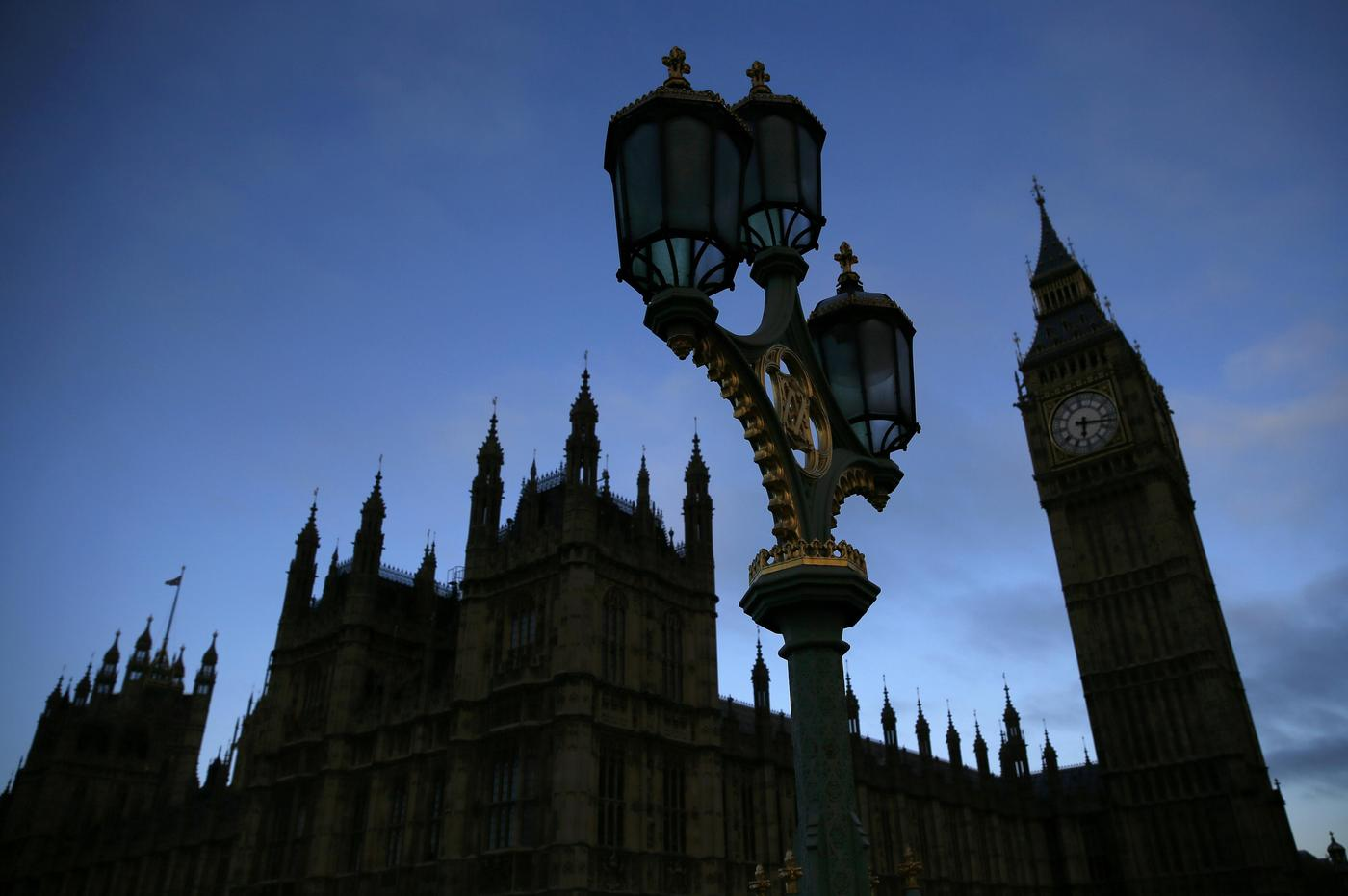 The Big Ben clocktower and the Houses of Parliament are seen in the early morning in central London Stefan Wermuth/Reuters