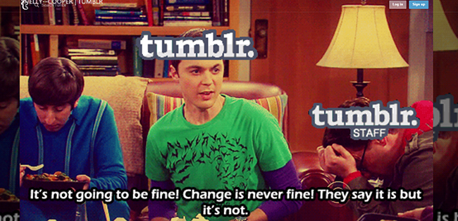 Tumblr TV and its never-ending GIF stream means it's time to quit the internet