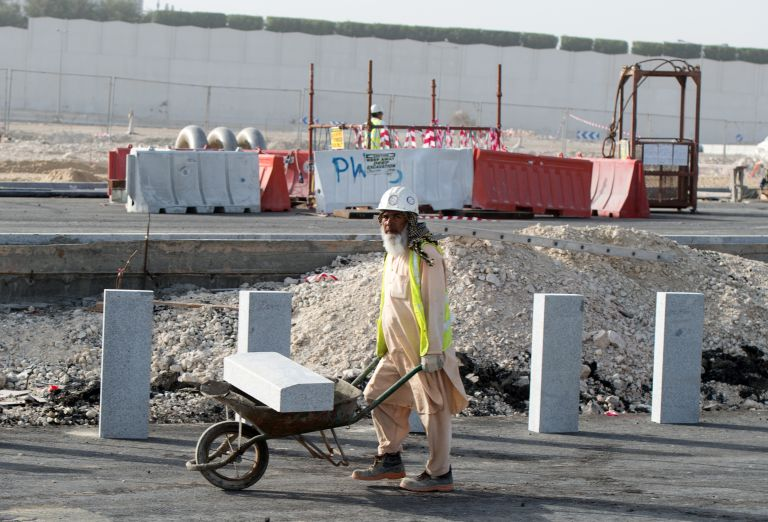 Qatar defy reports and claim 'not a single worker has died' in World Cup construction