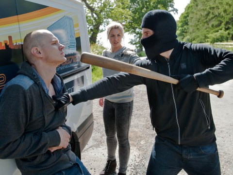 Emmerdale spoilers: Ross Barton and Carly Hope's robbery takes a deadly turn
