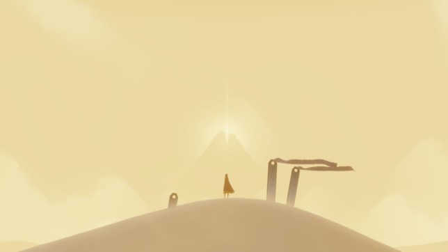 Journey (PS4) - it's what you do along the way