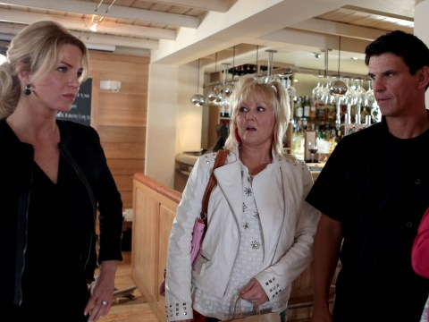 Coronation Street spoilers: Sarah Harding debuts as Tracy Barlow meets her match