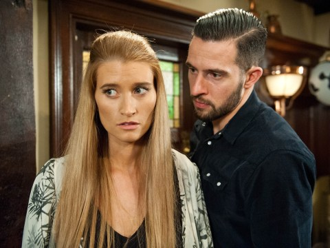 Emmerdale spoilers: Video preview reveals Ross Barton and Debbie Dingle tension