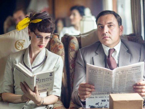David Walliams and Jessica Raine's BBC One adaptation of Partners In Crime gets a mixed reaction from Agatha Christie fans