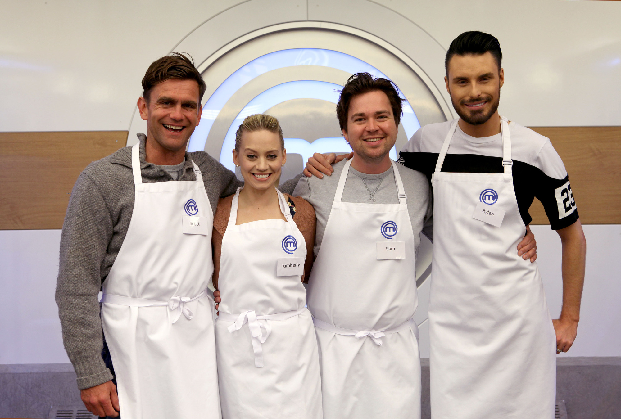 Just who do you want to win Celebrity MasterChef 2015? We'll give you a clue – Rylan…