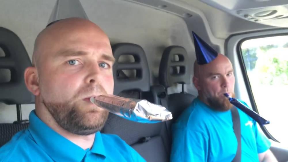 Birthday Van   BludgeonedGuitarist