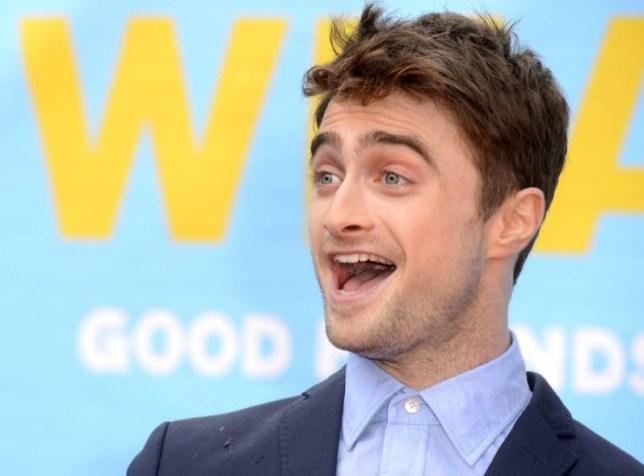 Daniel Radcliffe talks about masturbating on Harry Potter