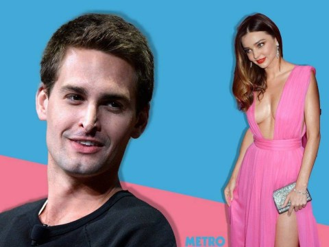 Miranda Kerr seen kissing SnapChat CEO Evan Spiegel days after Orlando Bloom was seen with model Luisa Moraes