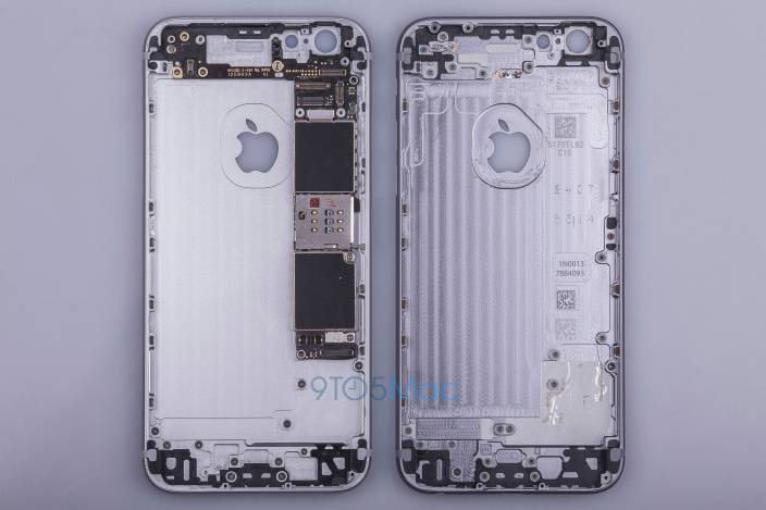 Revealed: iPhone 6S will look nearly identical outside, but expect numerous changes inside  Mark Gurman/9to5Mac.com
