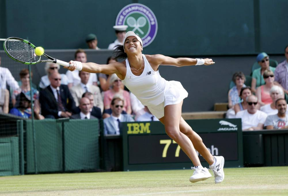 7 reasons why Heather Watson's brave effort proved to be in vain against Serena Williams