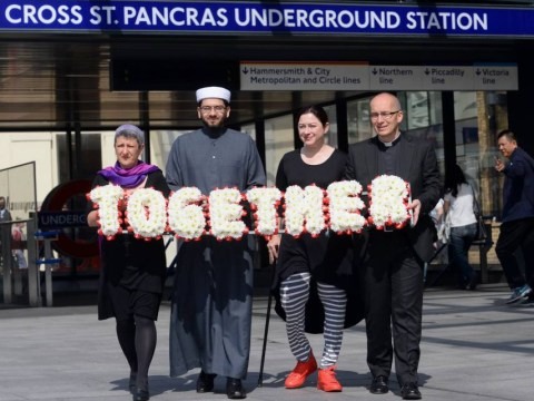 Walk the last stop of your journey on 7/7 to show your support on the 10th anniversary of the London bombings