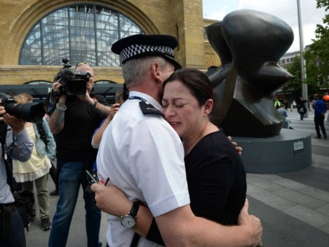 7/7 bombings survivor's emotional reunion with rescuer at Kings Cross