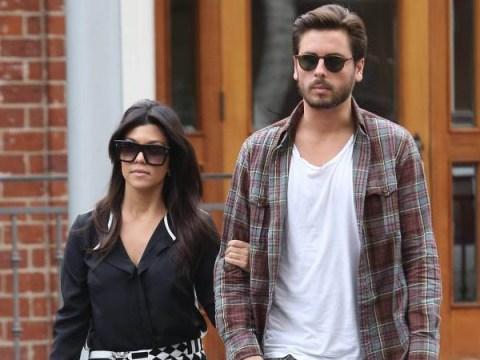 Kourtney Kardashian makes it clear she won't let Scott Disick come crawling back