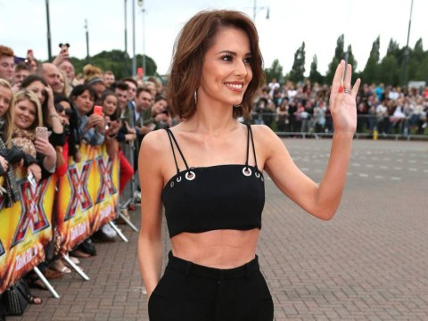 Cheryl Fernandez-Versini is fed up of everyone going on about her weight