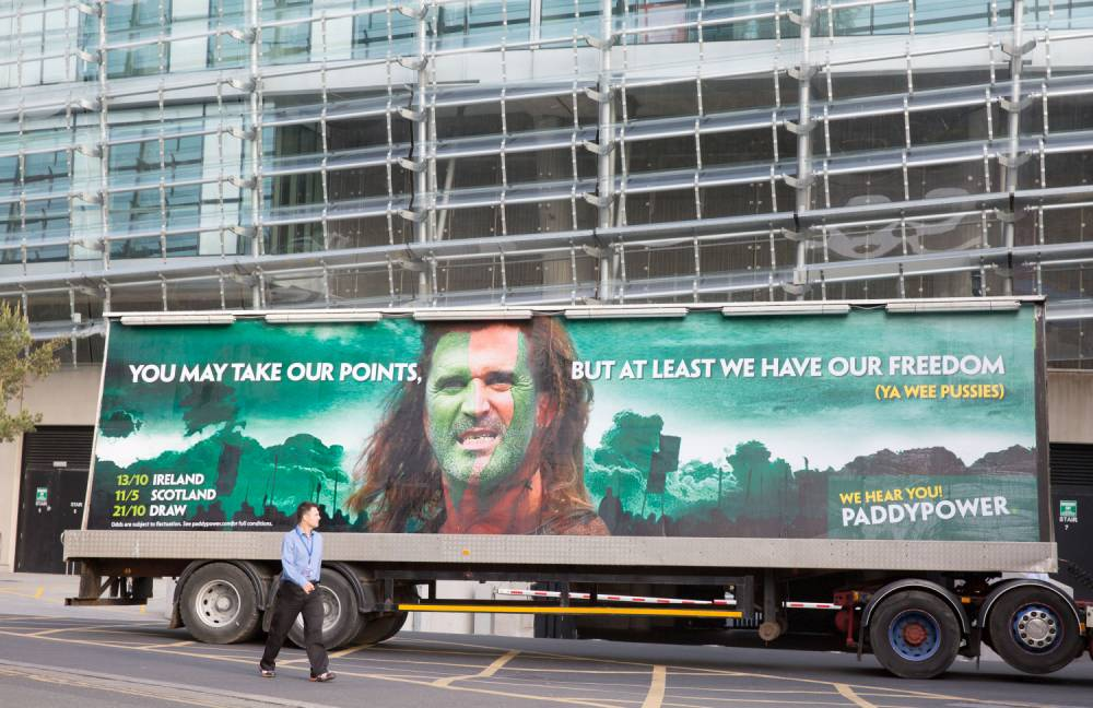 Roy Keane suing Paddy Power for using a mocked up shot of his face in an advertising campaign