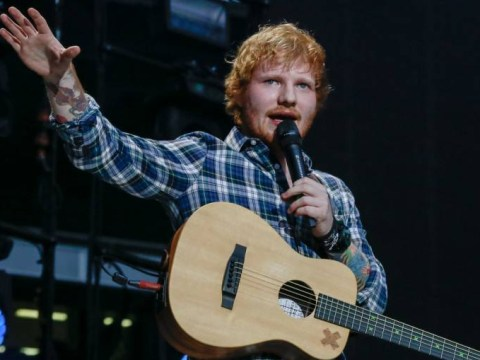 Ed Sheeran is releasing a new single today – and the best thing is it's free