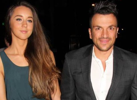 Peter Andre asked wife Emily for permission before deciding to do Strictly