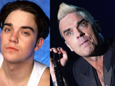 23 things you didn't know about Robbie Williams