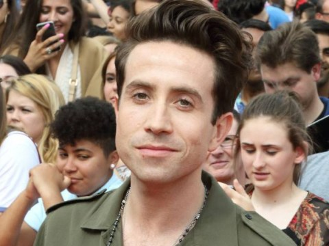 Nick Grimshaw felt Cheryl's wrath when he accidentally called her the 'C' word