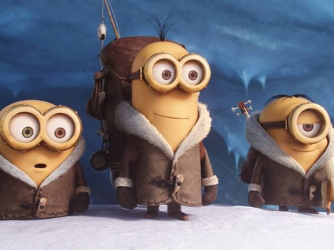 Minions saved a five-year-old girl's life after she fell out of a window