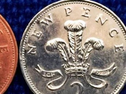 Two pence coin sells for more than £800