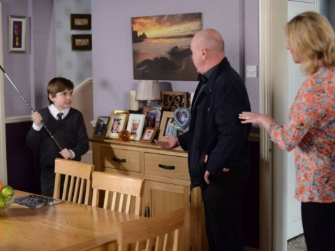 EastEnders spoilers: Tension mounts over Lucy Beale arrest as Bobby confronts Phil with a golf club