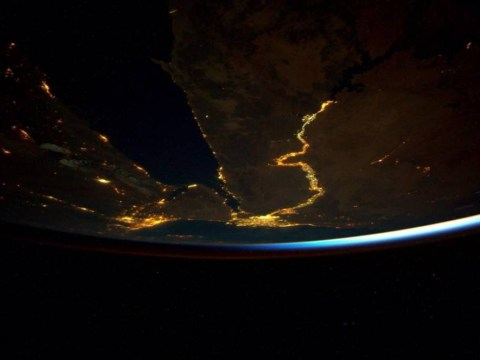 A view from space that's better than yours