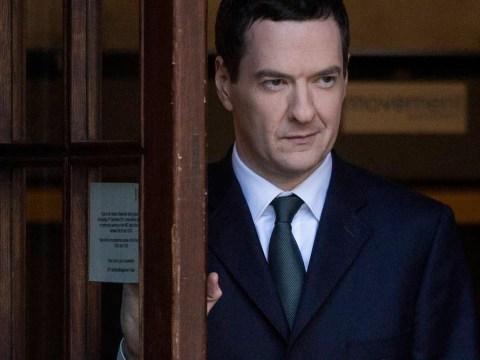 George Osborne cuts disability benefits 'to fund middle-class tax break'